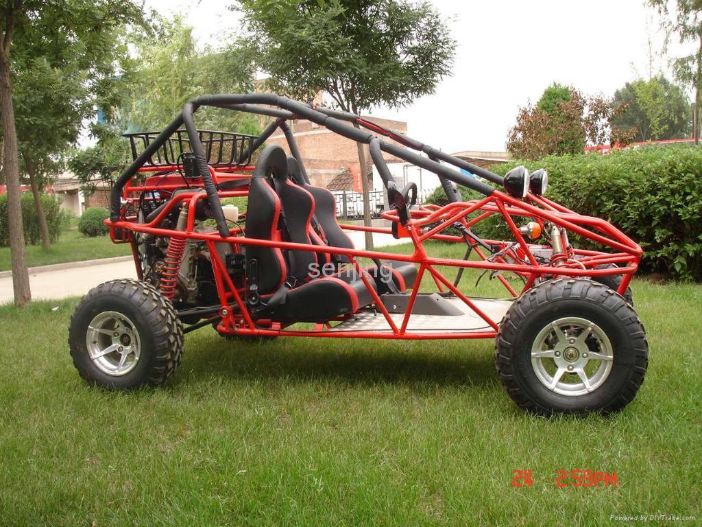 EEC 1100CC Go Kart 3