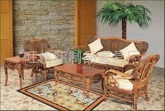 藤製沙發系列