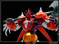 Super Robot Taisen R-Shin Getter Robo's Last Fight Figure