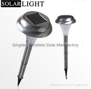 太陽能草地燈 1