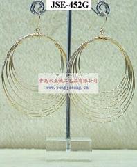 耳环JSE-452 Gold