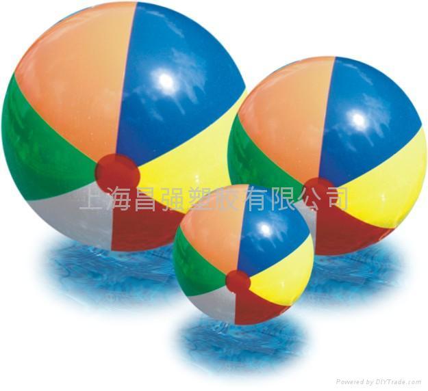Inflatable PVC Beach Ball (CQ08001) 3