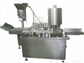 Oral liquor filling & sealing machine