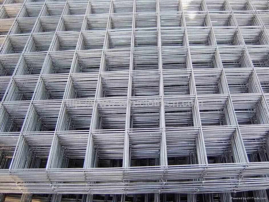 Welded wire mesh panel anxin china manufacturer