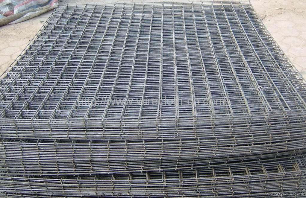 Metal Mesh Screen Panels : Welded wire mesh panel anxin china manufacturer