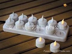 充电蜡烛。电子蜡烛。遥控蜡烛,LED蜡烛,拟真蜡烛,声控蜡烛