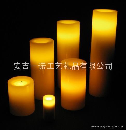 LED蠟燭,電子蠟燭,擬真蠟燭,變色蠟燭 2