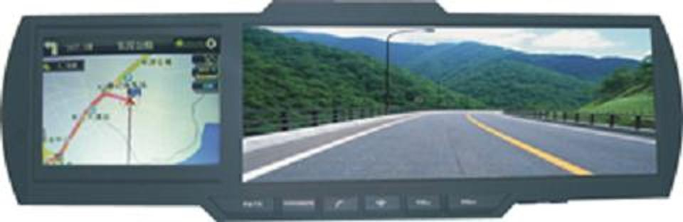 In car GPS multifunctional navigation 1
