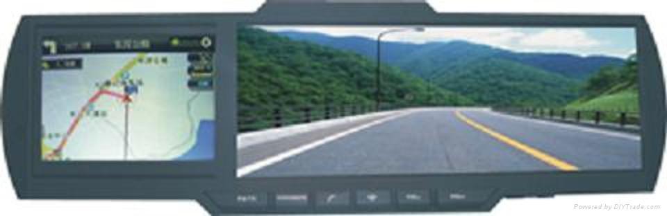 In car GPS multifunctional navigation 2