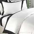 bedding cover  duvet  pillowcase  flat sheet  fitted sheet