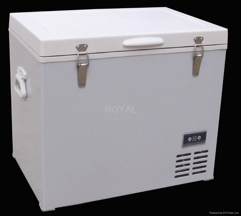 70l 12v Compressor Fridge Freezer Ncc 70 Royal China