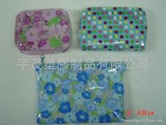 PVC Zipper Bags