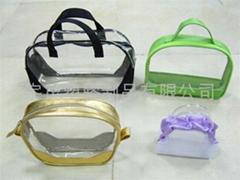 PVC針車手提袋