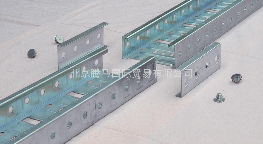 镀锌电缆桥架 电缆桥架安装 槽式电缆桥架
