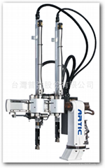 Sprue Picker / Two-arm Swing Type Robot