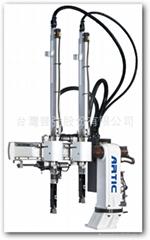 Sprue Picker / Two-arm Swing Type Robot