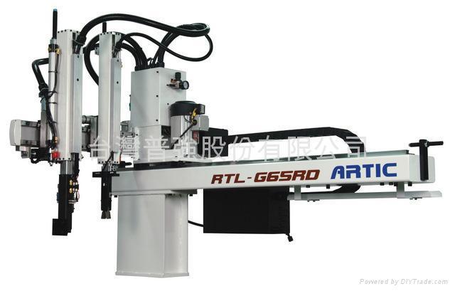 injection molding machine robots