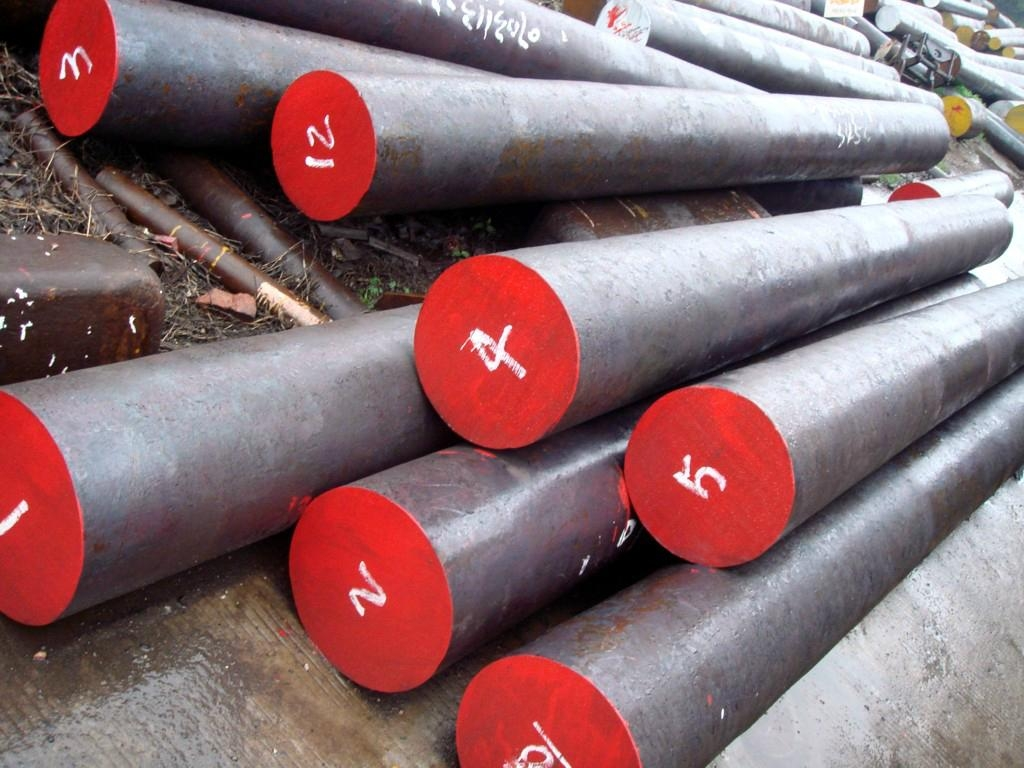 Forged carbon steel round bar best lion china