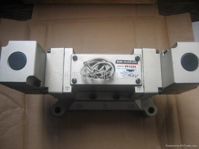 smc电磁阀vp4250图片