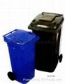 武漢塑料垃圾桶 1