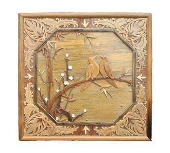 wall art/carved wooden art/wooden craft 1