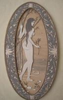 wall art/carved wooden art/wooden craft 3
