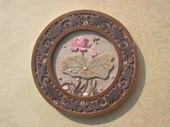 wall art/carved wooden art/wooden craft 5