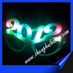 2012發光眼鏡