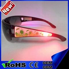 發光太陽眼鏡