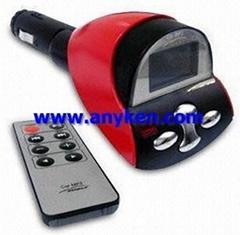 car mp3 player with fm transmitter modulator mini sd tf card usb flash memory 30