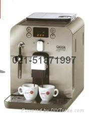 上海GAGGIA加吉亞新秀全自動咖啡機專賣銷售