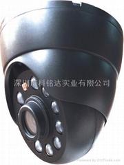 红外半球监控摄像机