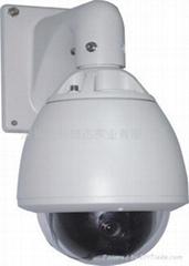 监控球型摄像机