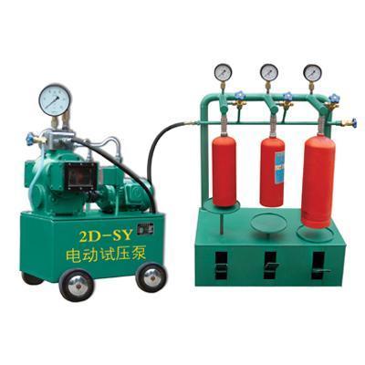 hydro test machine