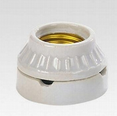 陶瓷燈頭E27