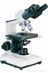 批發廣州粵顯(廣州光學廠)生物顯微鏡L1100A