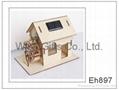 Solar watter mill