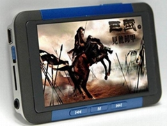 Mp4 new world MP5 player (2.8 Inch)
