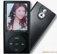 Ipod nano MP4 player (OEM format) with camera