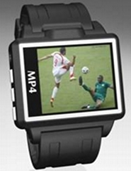 MP3/4 watch