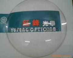 光學鏡片膠合鏡放大鏡鏡片光學透鏡