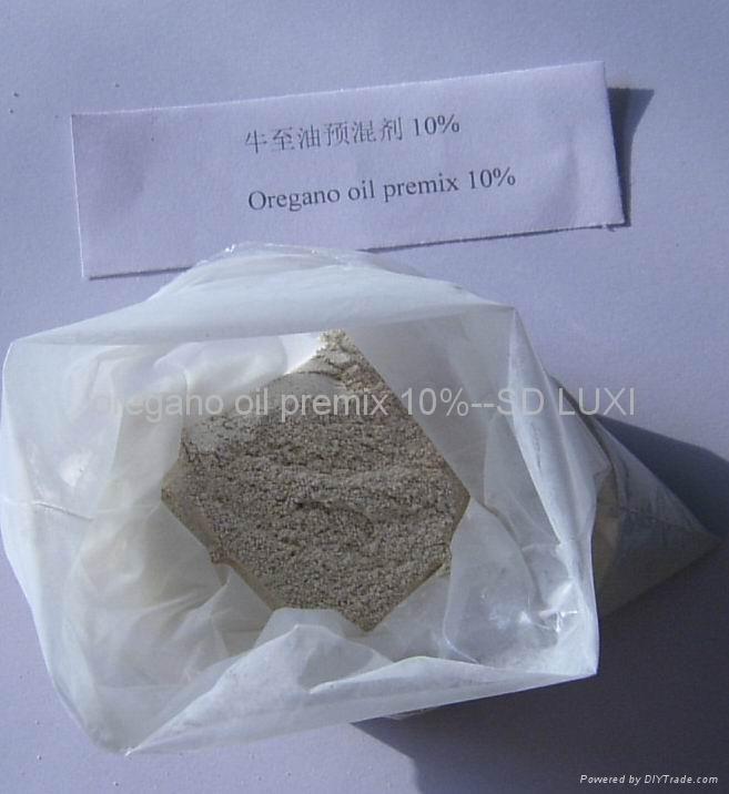 Oregano Oil Premix 10% 1