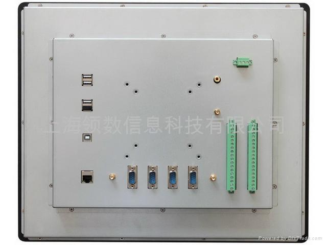 領數19寸PLC工控人機界面 4