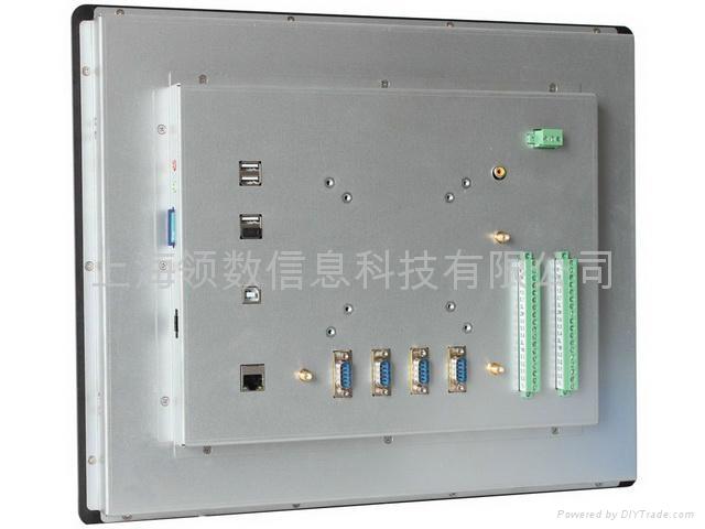 領數19寸PLC工控人機界面 5