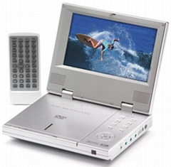 portable dvd player 7 inch portable dvd player