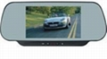 5.8inch rearview LCD mirror monitor