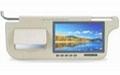 7inch sun visor  monitor                                              1