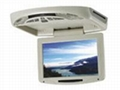 9inch Flipdown monitor with DVD player