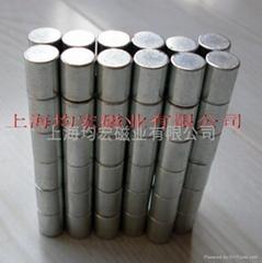 釹鐵硼磁鐵 喇叭磁鐵 高性能磁鐵 磁性材料 強力磁棒 磁鋼