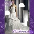 卿城婚紗禮服定製~蕾絲施華洛世